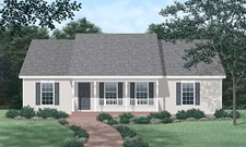 Three Bedroom Master Suite - 2.5 Bathrooms - Porch & Deck  #225250-24092