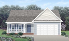 Three Bedrooms - Two Bathrooms - Garage - Double Porch  #250275-24477