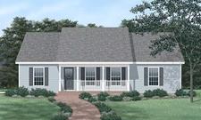 Three Bedroom Master Suite - Two Bathrooms - Rear Garage - Front Porch #275300-24254